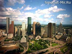 Город Хьюстон США