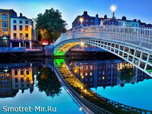 Погода в Дублине фото