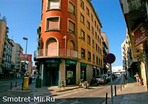 Улицы города Жирона
