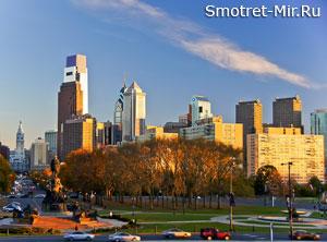 Филадельфия в США