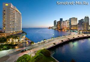 Город Майами в США