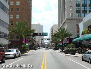 Город Майами фото