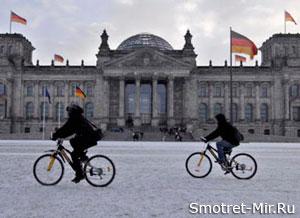 Зимой в Берлине