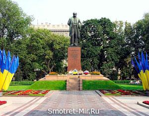 Киевские парки