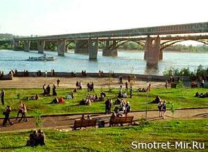 Новосибирск в России
