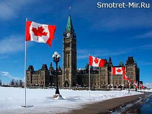 Страна Канада