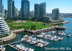 Ванкувер в Канаде фото