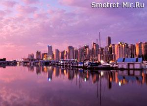 Город Ванкувер фото