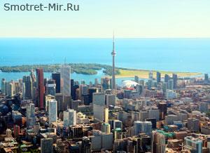 Город Торонто в Канаде