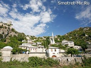 Почитель в Боснии и Герцеговине