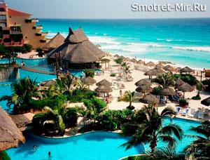 Курорт Акапулько в Мексике