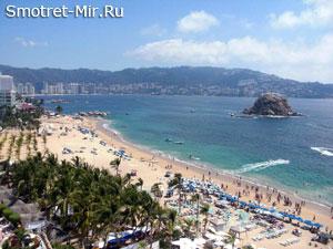 Пляжи Акапулько