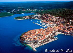 Хорватский остров Корчула