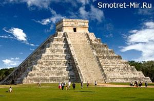 Путешествие в Мексику фото
