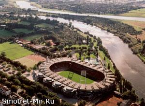 Стадион в Бремене