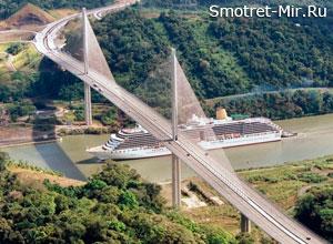 Мост Столетия в Панаме