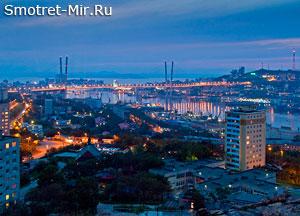 Город Владивосток фото