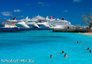 Круиз на Багамские острова