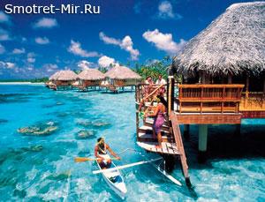 Отдых на Багамских островах