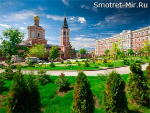 Российский город Саратов
