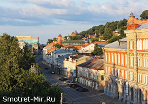 Улица Нижнего Новгорода