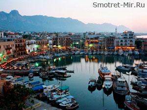 Путешествие в город Ларнака на Кипре