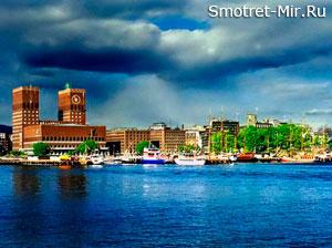 Погода в Осло
