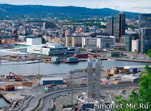 Погода в городе Осло