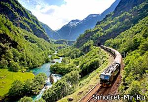 Путешествие в Осло - Норвегия