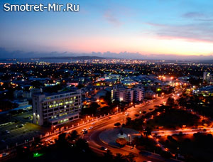 Столица Ямайки - город Кингстон