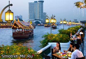 Отдых в столице Таиланда
