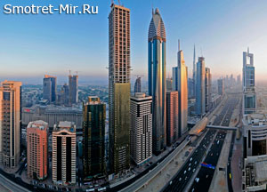 Улица в ОАЭ