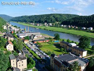 Дрезден в Германии фото