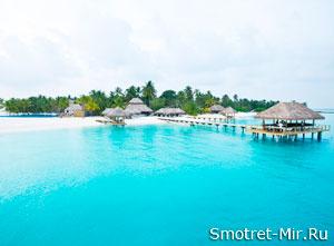 Курорт на Сейшельских островах