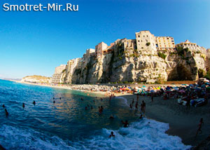 Пляжи Калабрии в Италии