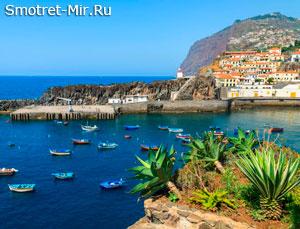 Остров Мадейра в Португалии