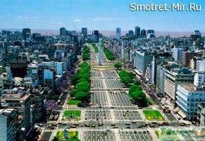 Путешествие в Буэнос-Айрес