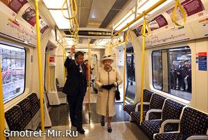 Вагоны Лондонского метро фото