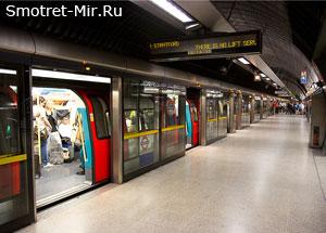 Вагоны Лондонского метро