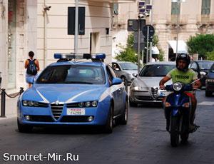 Полиция в Риме