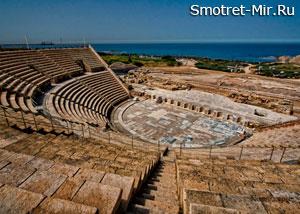 Древняя Кесария в Израиле