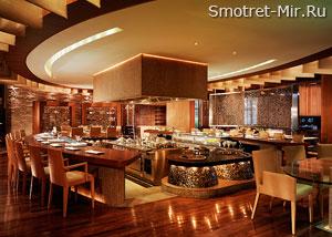 Интерьер отеля Grand Hyatt Dubai
