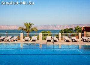 Отдых в отеле The Scots в Израиле