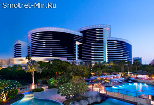 Отель Grand Hyatt Dubai в Дубае