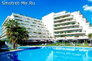 Отель Melia в городе Ситжес