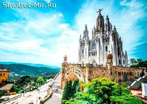 Храм Святого Сердца, Барселона, Испания
