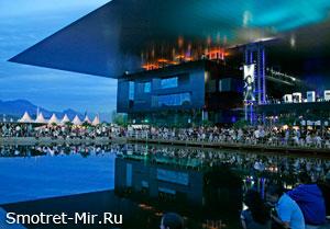 Центр культуры и конгрессов в Люцерне