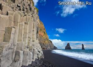 Пляж Вик - Исландия