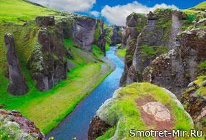 Красивые каньоны в Европе