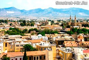 Старый город Никосия - столица Кипра